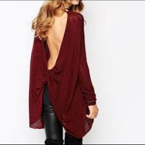 We The Free / Free People Chasing You sweater